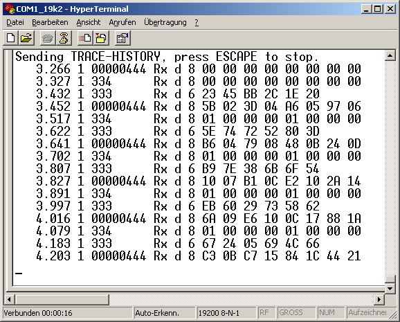 How to use hyperterminal in windows 7